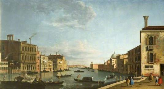 Francesco Tironi - Le Grand Canal