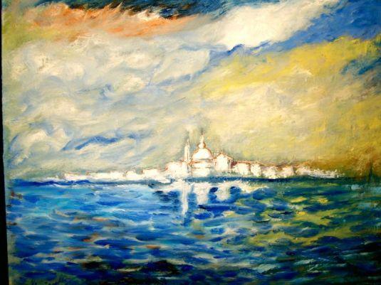 Dopo la tempesta - Antonio Sinisgalli