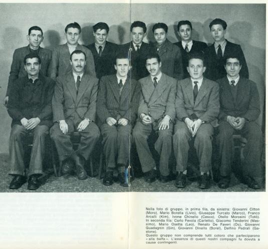 Le groupe des partisans