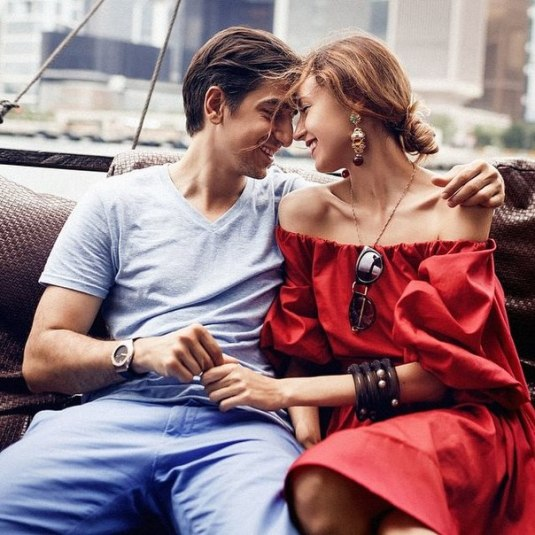 Natalia Zakharova & Murad Osmann
