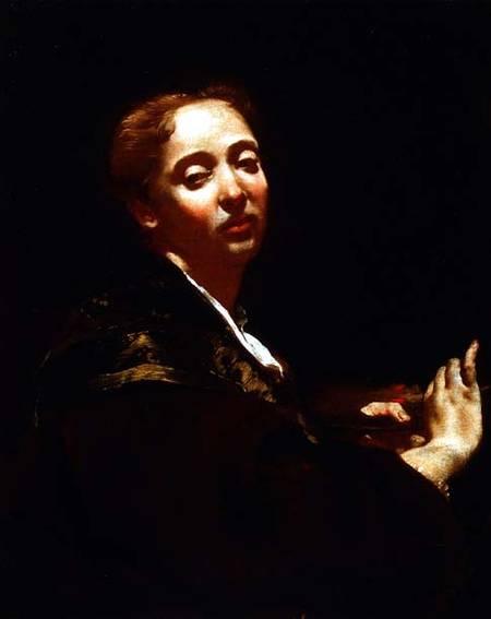 Portrait de Giulia Lama
