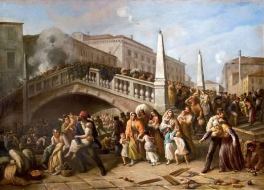 ITALIA 150: VENEZIA E IL RISORGIMENTO, I MOTI DEL 1848-49