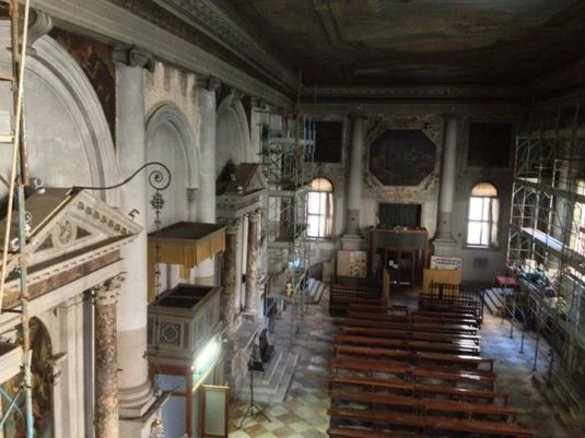 Chiesa di Santa Maria dei Derelitti - 010