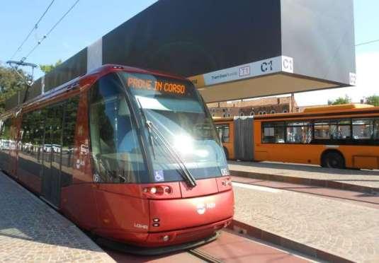Tram à Venise 00