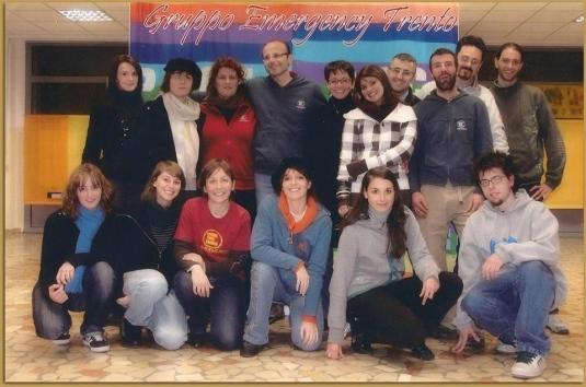 Gruppo Emergency di Trento