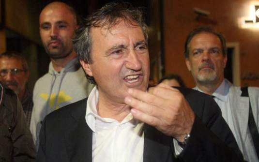 Luigi Brugnaro hors de lui à l'issue de la réunion