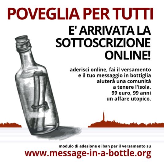 Un message dans une bouteille