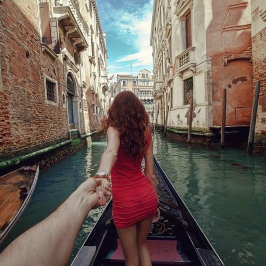 Nataly Zakharova - Follow me à Venise - 5 mai 2012
